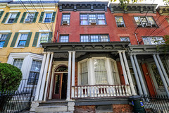 411 Westervelt Avenue House, Horton's Row