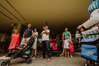 Dinamización MetroGuagua - Sábado 8 de Julio (Parte I)