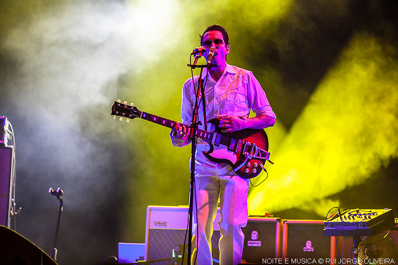 The Legendary Tigerman - Super Bock Super Rock '17