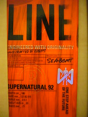 lyže Line Supernatural 92 dl. 186 cm - titulní fotka