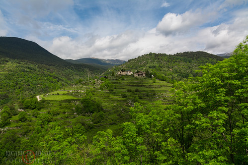 catalunya 2017 landscape natura lacerdanya paisatge lles cataluña españa es