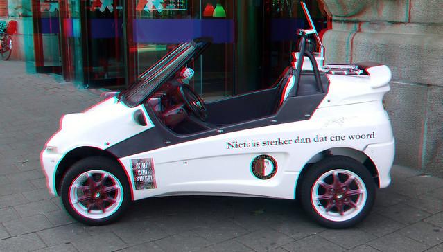 Coolsingel Rotterdam 3D