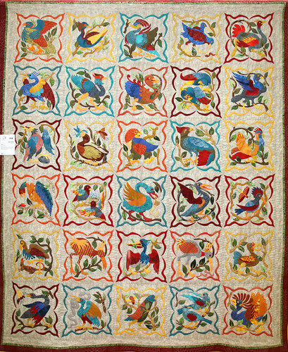 114: Birds  —Della Carian