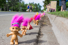 Troll Doll Cheering Squad