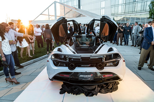 McLaren Philadelphia 720S Launch