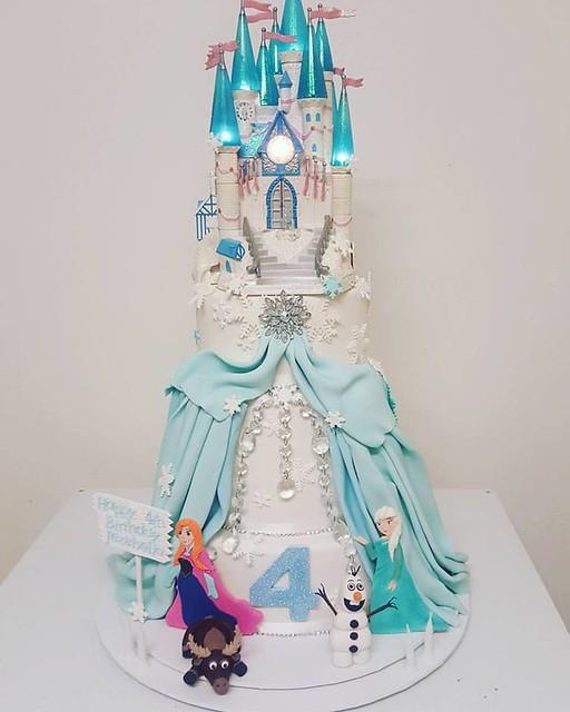 Cake by Sugar & Spice Cakes