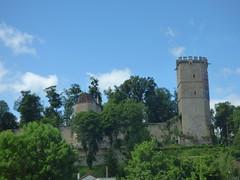 Rue Michel Servet, Montbard, Burgundy - Château de Montbard - Photo of Fain-lès-Moutiers