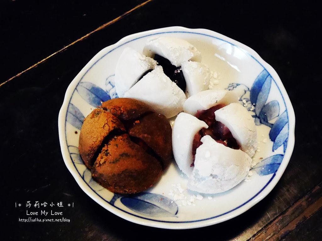 台北大安區公館新生南路附近餐廳推薦紫藤廬泡茶下午茶 (28)