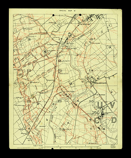 Messines Special Map A