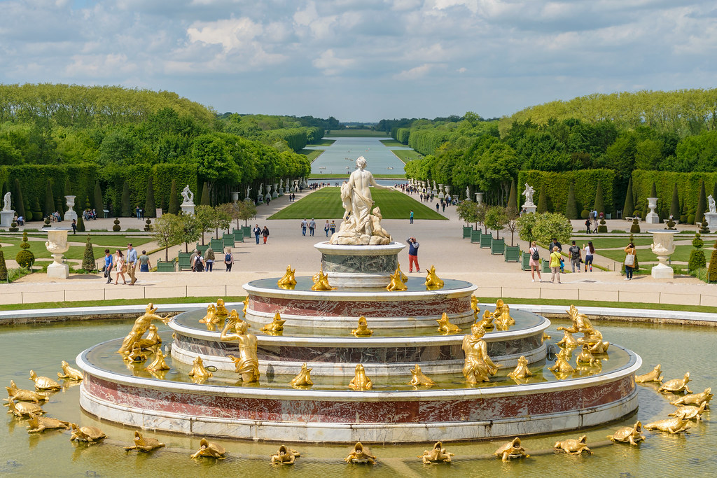 Hotels Near Palace Of Versailles France