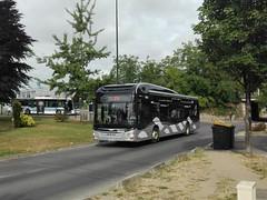 Man Lion's City Hybride n�407 sur la ligne E (K�olus Seine S�nart)