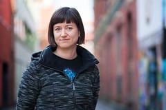 CARBC Scientist Karen Urbanoski