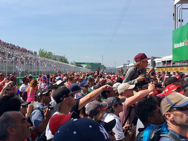 Gran Prix Montreal - Sunday