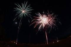 North Lake Neighborhood Fireworks - July 4, 2017