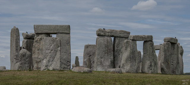 Stonehenge July 7th 2017