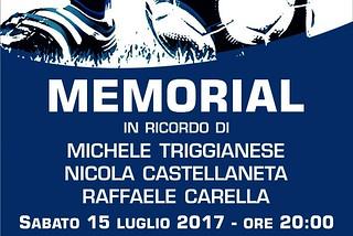 Noicattaro. Memorial front