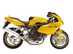 Ducati 750 SS 2001 - 4