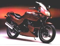 Kawasaki 500 GPZ 2001 - 9