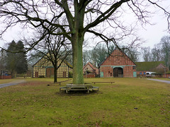 Wendland Lübeln Höfe im Rundling