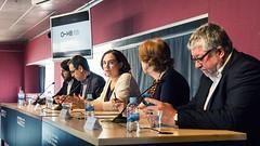 dl., 10/07/2017 - 12:07 - Ada Colau presenta l'Observatori Metropolità de l'Habitatge de Barcelona
