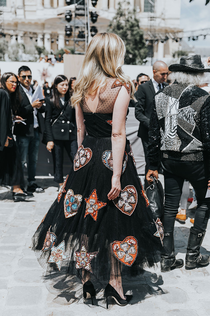 street style fashion week paris dior chanel outfits fashion trend accessories2