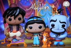 """""""Like so many things, It is not what it is outside, But what is inside that counts....""""   - Aladdin, Jasmine, Genie, Abu & Rajah (Disney's Aladdin)"""