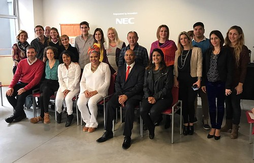 Segundo intercambio educativo entre SENAC Bahia y el CFP N° 28
