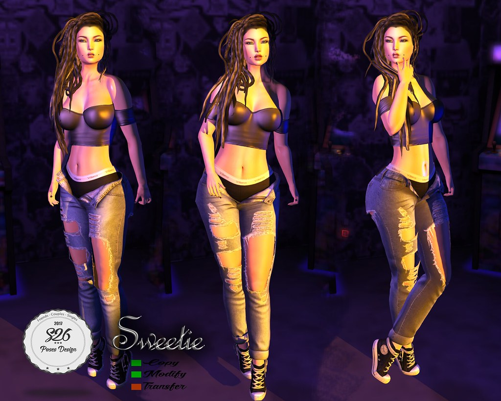 **New S26 Sweetie** - SecondLifeHub.com