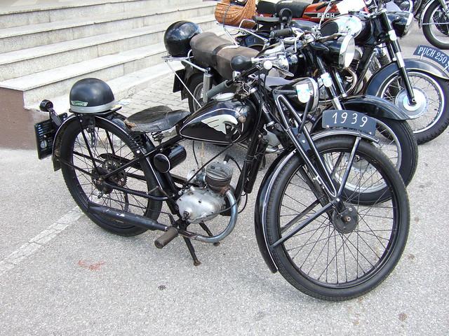 DKW RT 100 - 1939