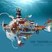"USS Shining Light 2 by Markus ""Madstopper"" Ronge"