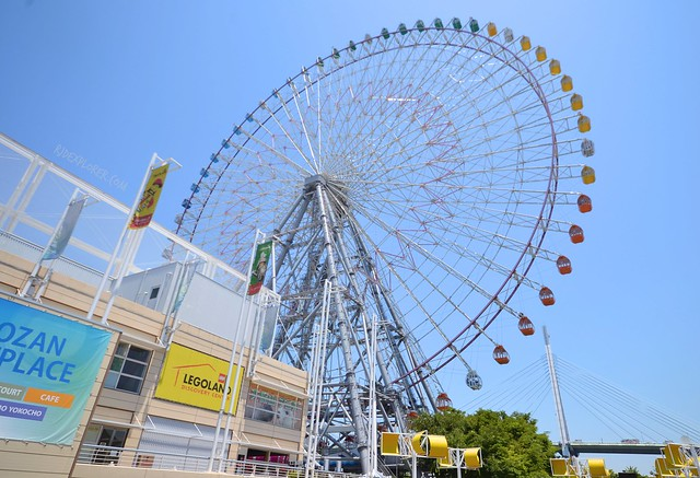 tempozan ferris wheel osaka amazing pass