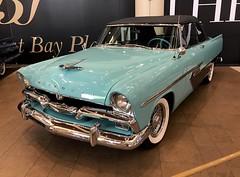Classic 50's Car