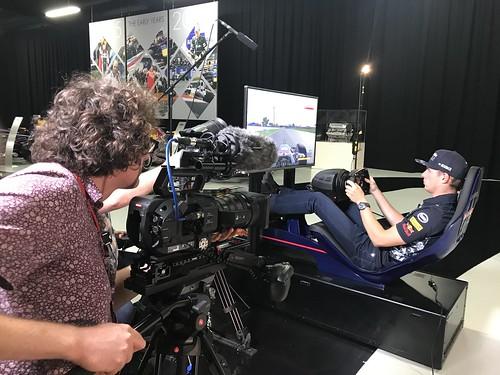 Max Verstappen - Codemasters F1 2017