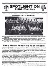 Ayr United vs Airdrie - 1991 - Page 9