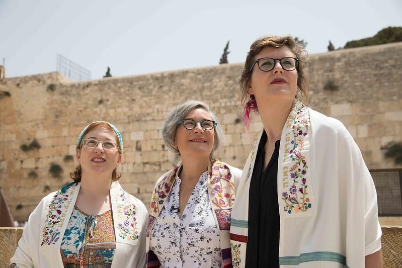 WOW Rachel Yeshurun , Lesley Sachs and Dana Sharon