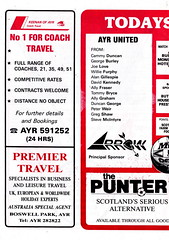 Ayr United vs Airdrie - 1991 - Page 14