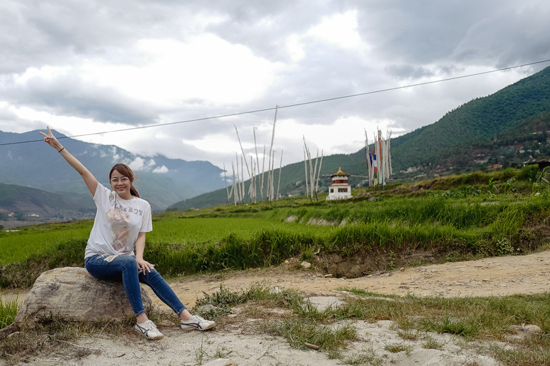 Sketch-Bhutan-Drukasia-Travel-82