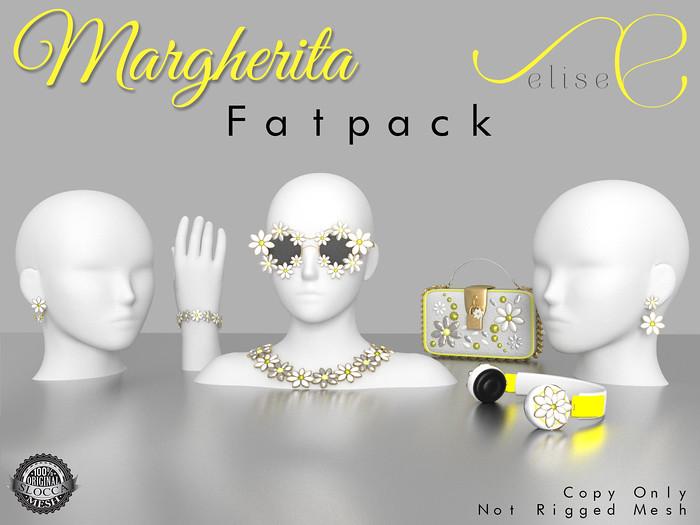 MARGHERITA SET!! - SecondLifeHub.com
