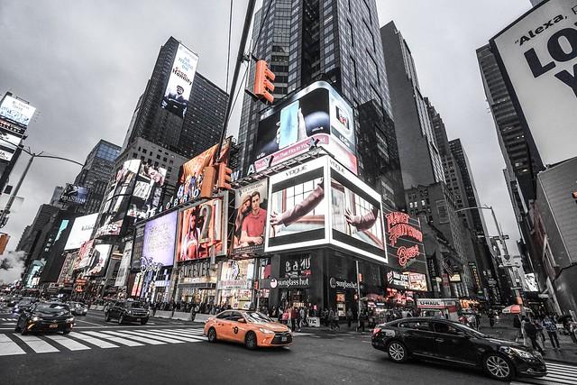 New York City, Sony ILCE-7, Sony FE 16-35mm F4 ZA OSS