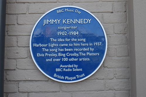 Jimmy Kennedy photo