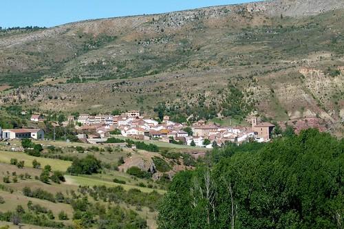 CHECA (Guadalajara). Alto Tajo. Spain. 2016. Vista panorámica.