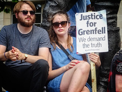 #MayMustGo Justice for Grenfell We Demand the Truth