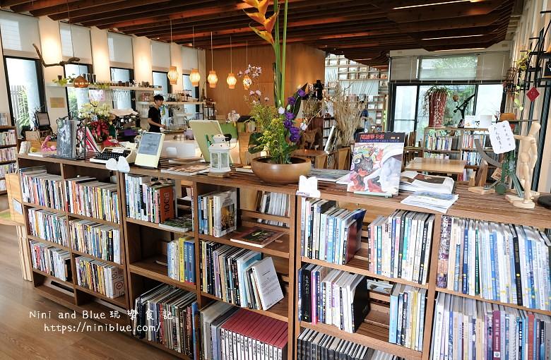 羅布森書蟲房.台中景點.獨立書店05