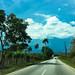 Pelo suelto y carretera - somewhere in Manicaragua municipality