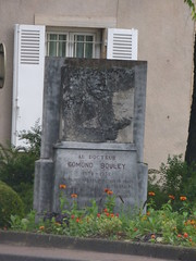 Plaques in Beaune