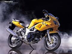Suzuki SVS 650 2002 - 3