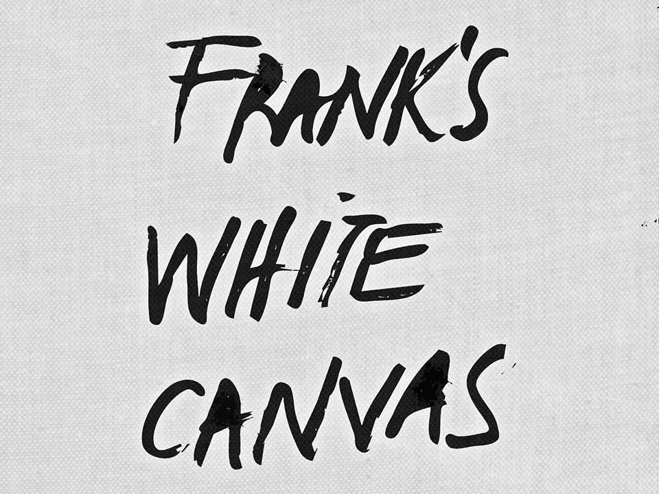 FRANK'S WHITE CANVAS logo