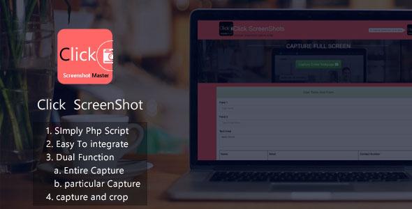 Click – Screenshots master
