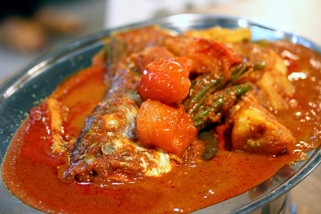 Fish Head Curries: Gu Ma Jia