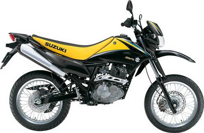 Suzuki DR 125 SM 2008 - 9
